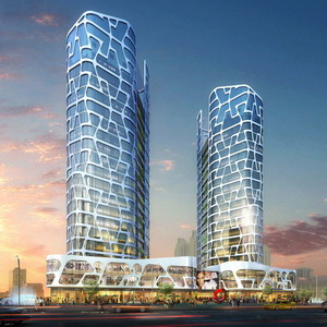 HONGXING PROJECT IN ZHENGJIANG